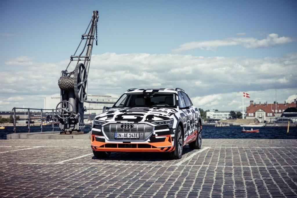 Audi motores eléctricos