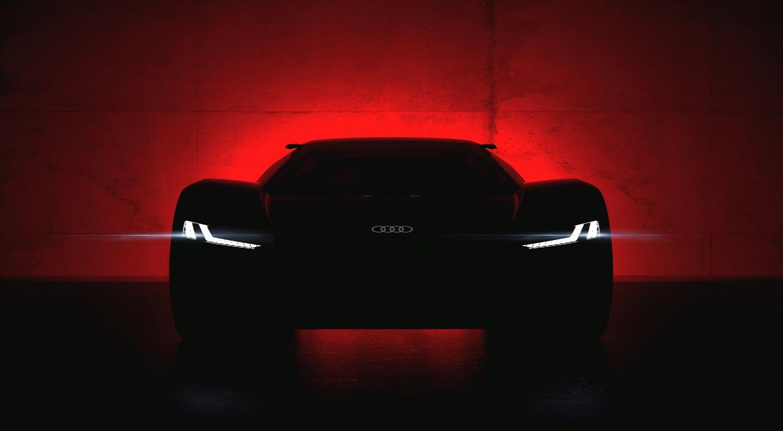 Audi PB18 e-TRON, el superdeportivo eléctrico está cada vez más cerca