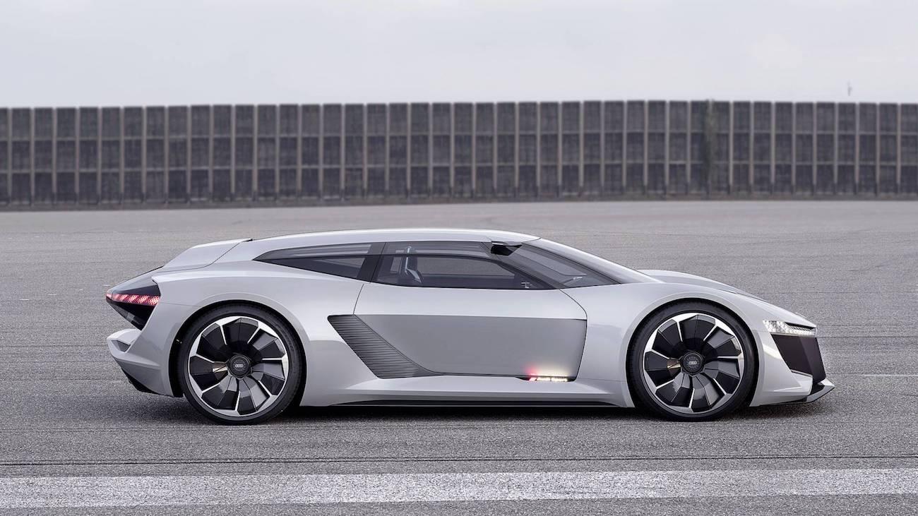 Audi R8 eléctrico
