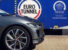 El Jaguar I-Pace supera el reto: de Londres a Bruselas con una sola carga