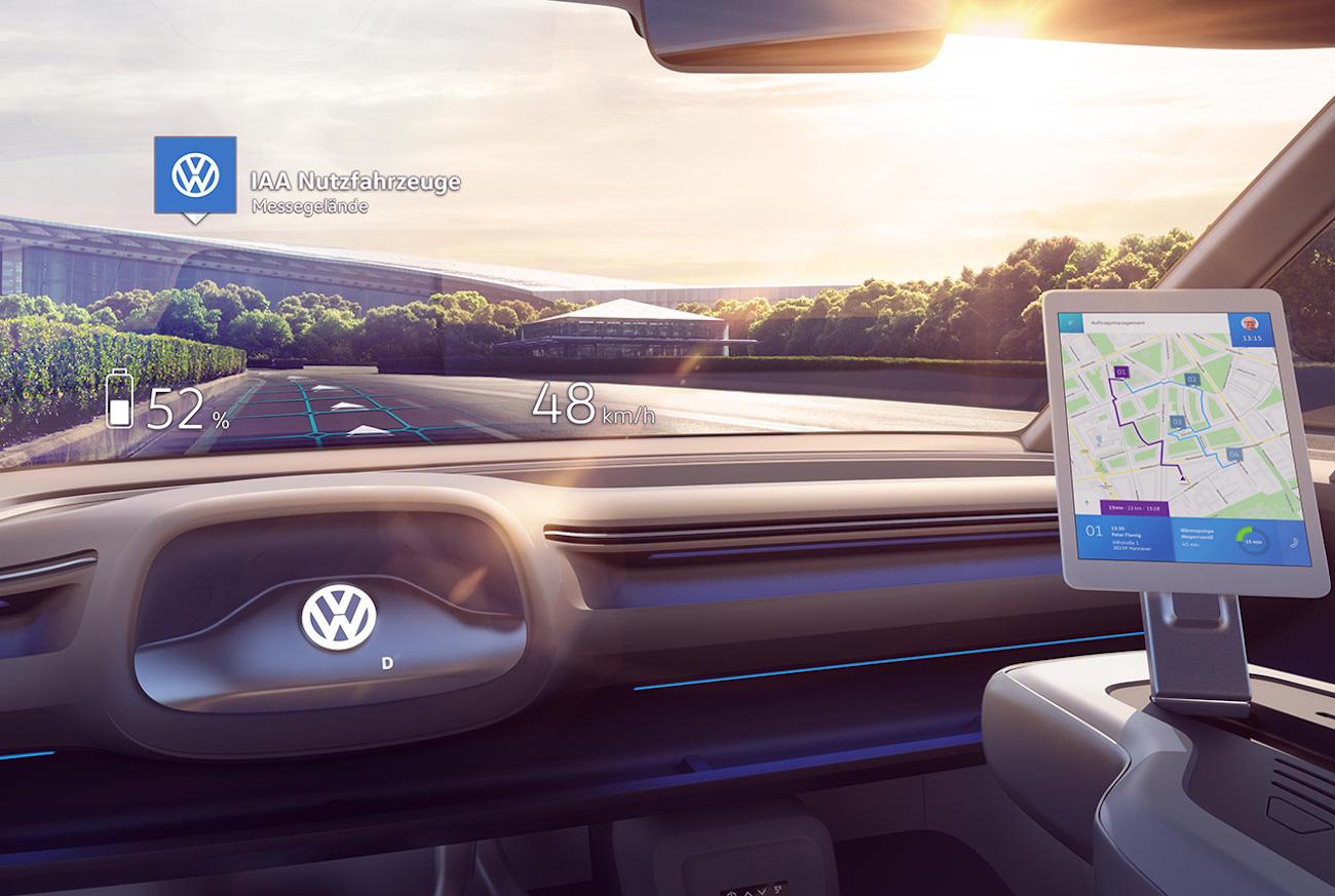 Volkswagen I.D Buzz Cargo