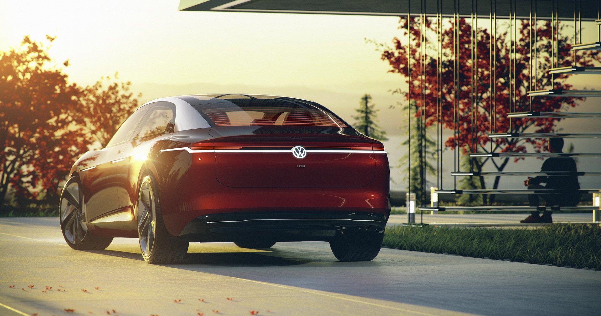 Volkswagen I.D Vizzion