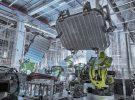 Audi utilizará aluminio sostenible para el bastidor de la batería del e-tron