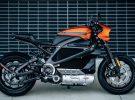 Harley-Davidson ya acepta reservas en Europa de su motocicleta eléctrica LiveWire