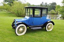 Estos fueron los primeros coches eléctricos de la historia