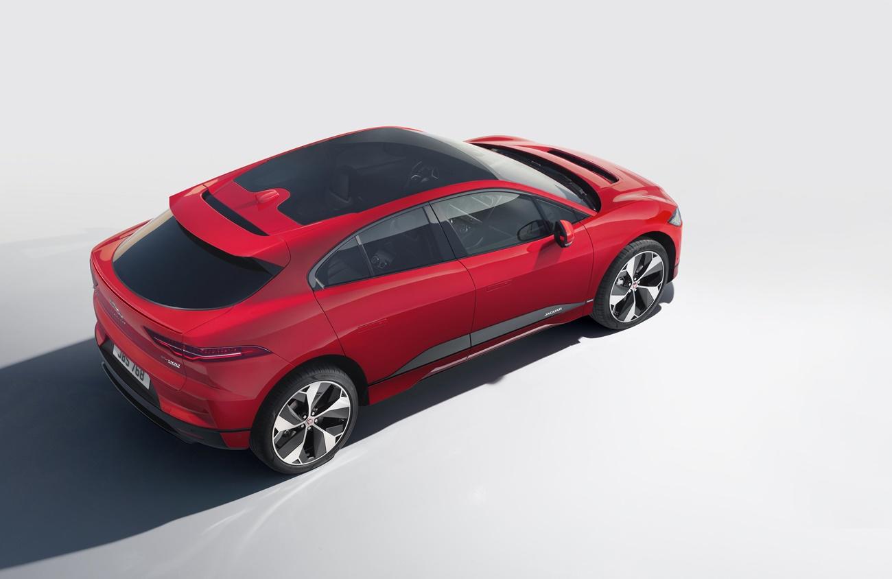 Jaguar I-Pace autonomía