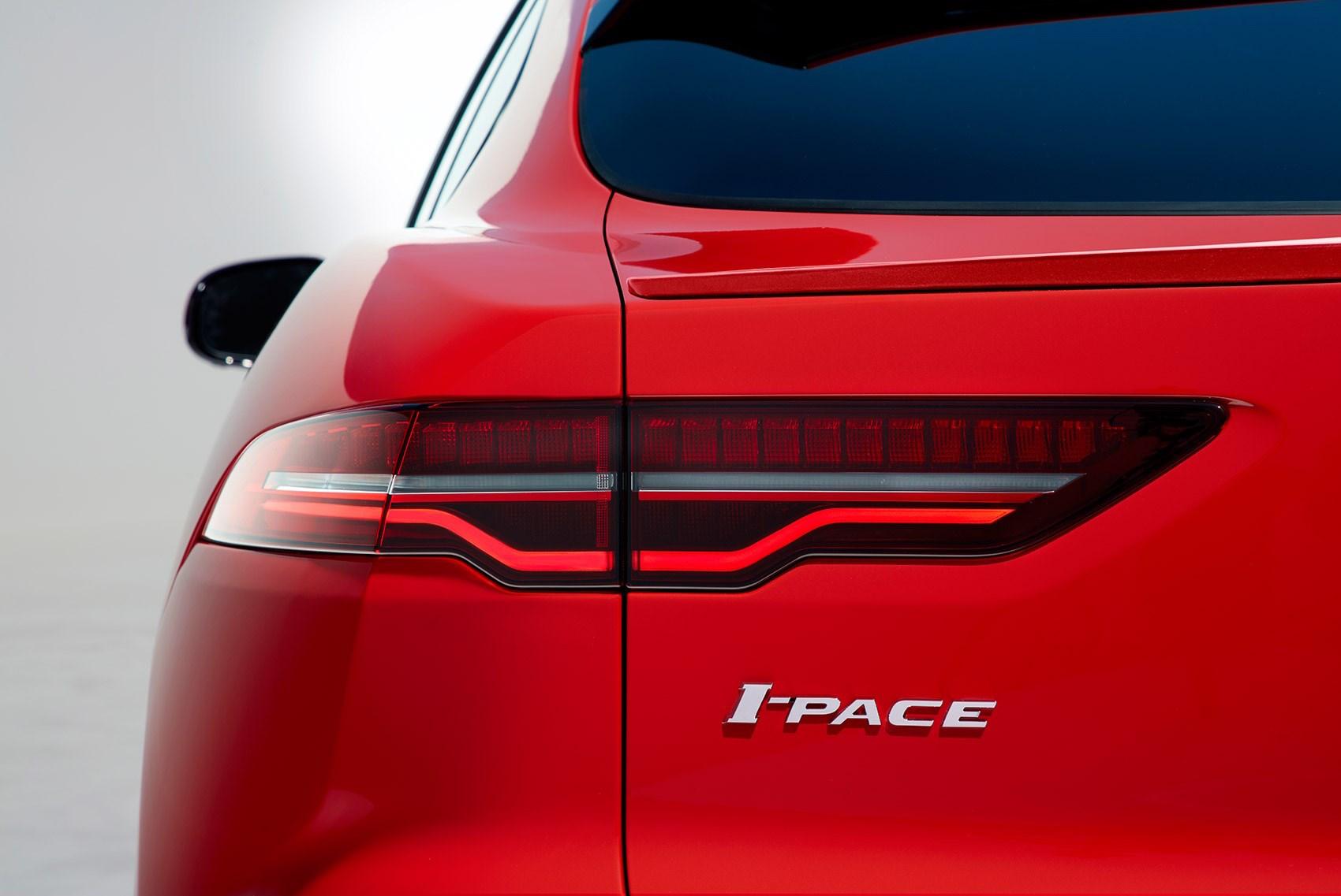 Jaguar I-Pace baterías