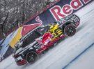 El Audi e-tron presume de tracción quattro superando el 85 por ciento de pendiente del Mausefalle