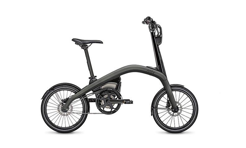 Bicicleta Eléctrica Ariv