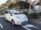 Nissan e-NV200: el repartidor silencioso