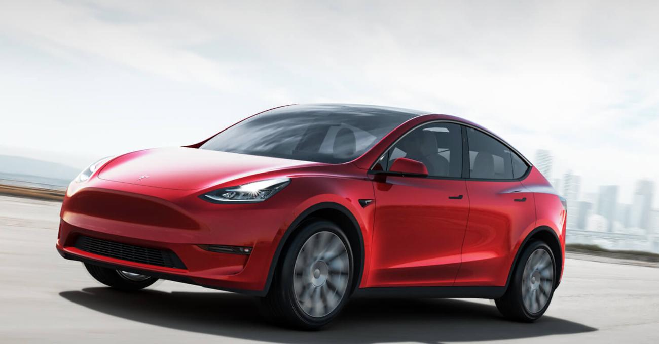 Nuevo Tesla Model Y