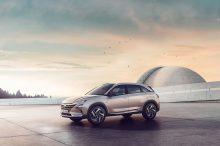 Hyundai se postula como abanderado de los coches de hidrógeno