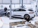El Jaguar I-Pace tendrá que pasar la revisión por un fallo de software