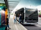 Mercedes-Benz aumenta la capacidad de la batería del eCitaro hasta los 292 kWh