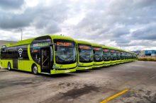 Los autobuses eléctricos de BYD comienzan a dar servicio en varias ciudades españolas