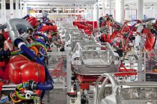 Tesla confirma la construcción de la Gigafactory 4 cerca de Berlín