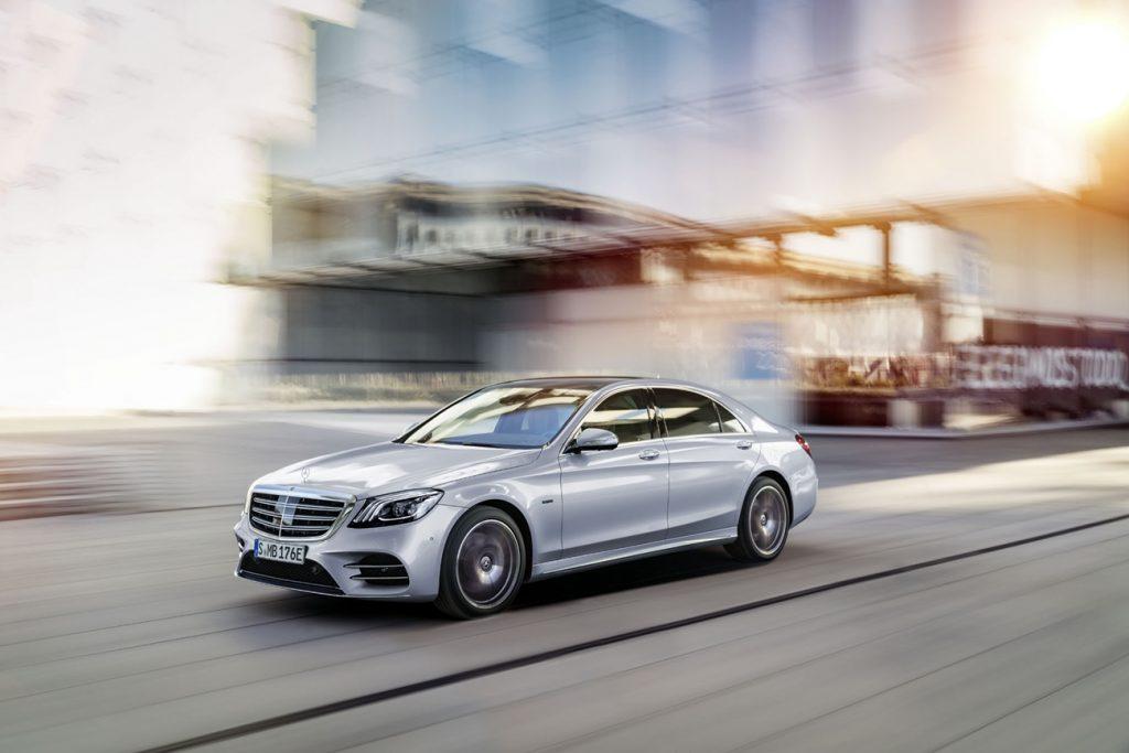 Eq Power: Neuer Plug In Hybrid Mercedes Benz S 560 E