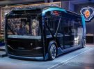 Scania muestra su visión sobre el transporte urbano en este concepto