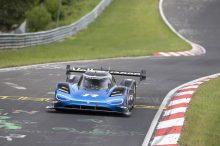 El Volkswagen ID. R bate el tiempo récord del Circuito de Nürburgring