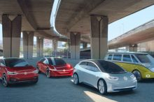 Volkswagen apuesta por una ofensiva eléctrica abanderada por su familia ID.