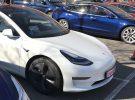 Las calles de Düsseldorf (Alemania) pronto se llenarán de Taxis Tesla