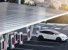 La red de Supercargadores de Tesla cuenta ya con 20 mil puntos de carga