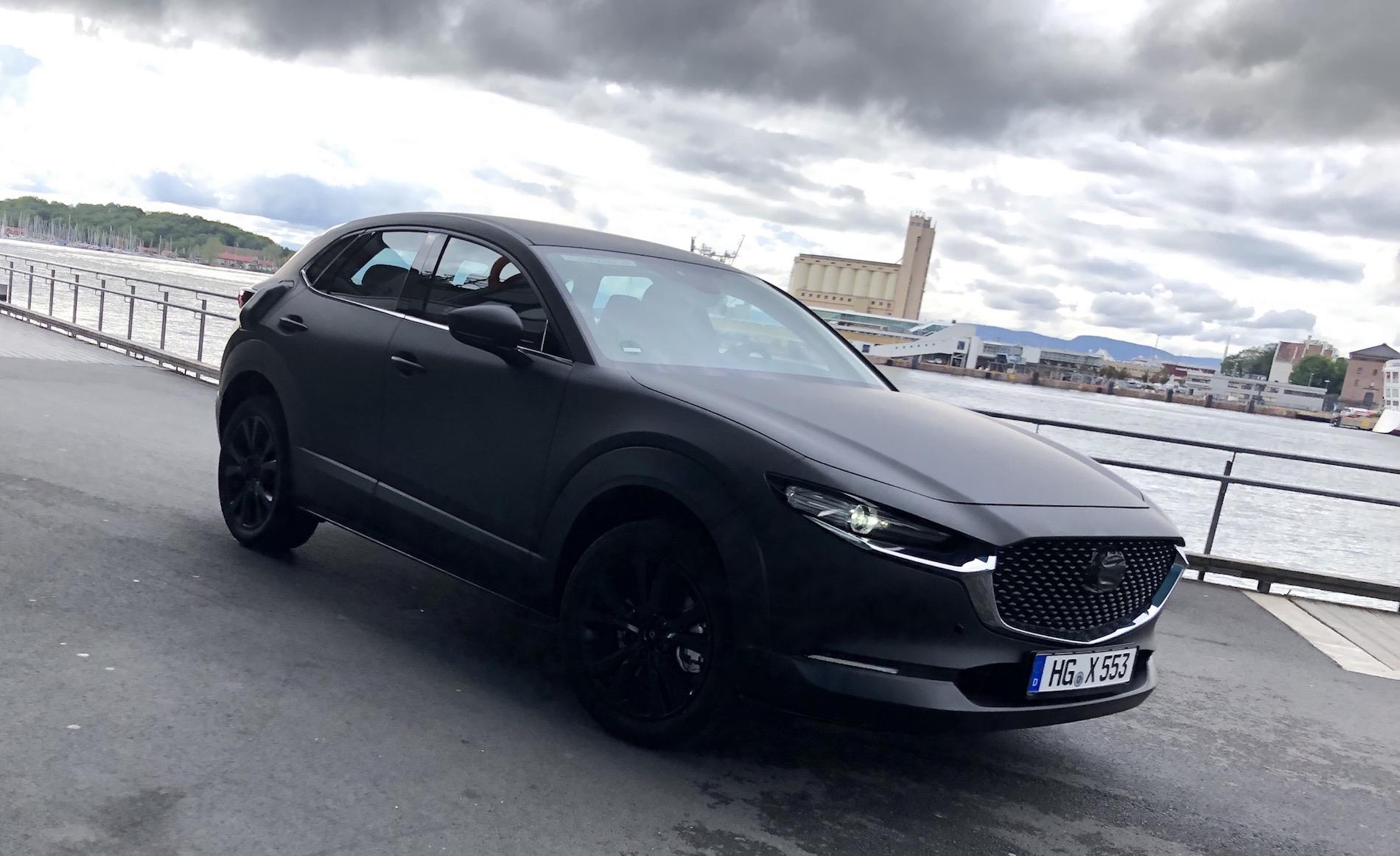 Mazda eléctrico