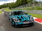 Porsche podría no haber dicho su última palabra en Nürburgring con el Taycan