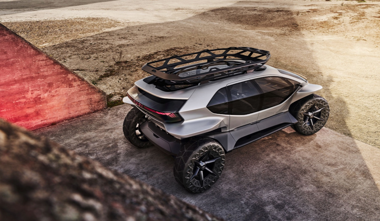 Audi AI:TRAIL