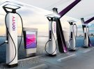 Así serán los nuevos cargadores de 350 kW de Ionity