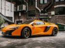 McLaren cree que aún es pronto para producir un superdeportivo eléctrico