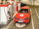 La primera gasolinera reconvertida a estación de carga está en Noruega
