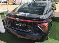Toyota Mirai Back