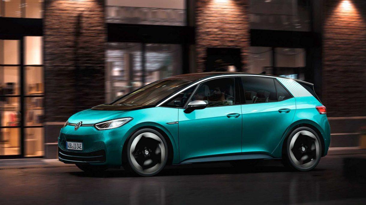 Nuevo Volkswagen ID.3: el comienzo de una nueva era