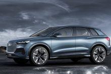 Los nuevos SUV eléctricos que llegan en 2020