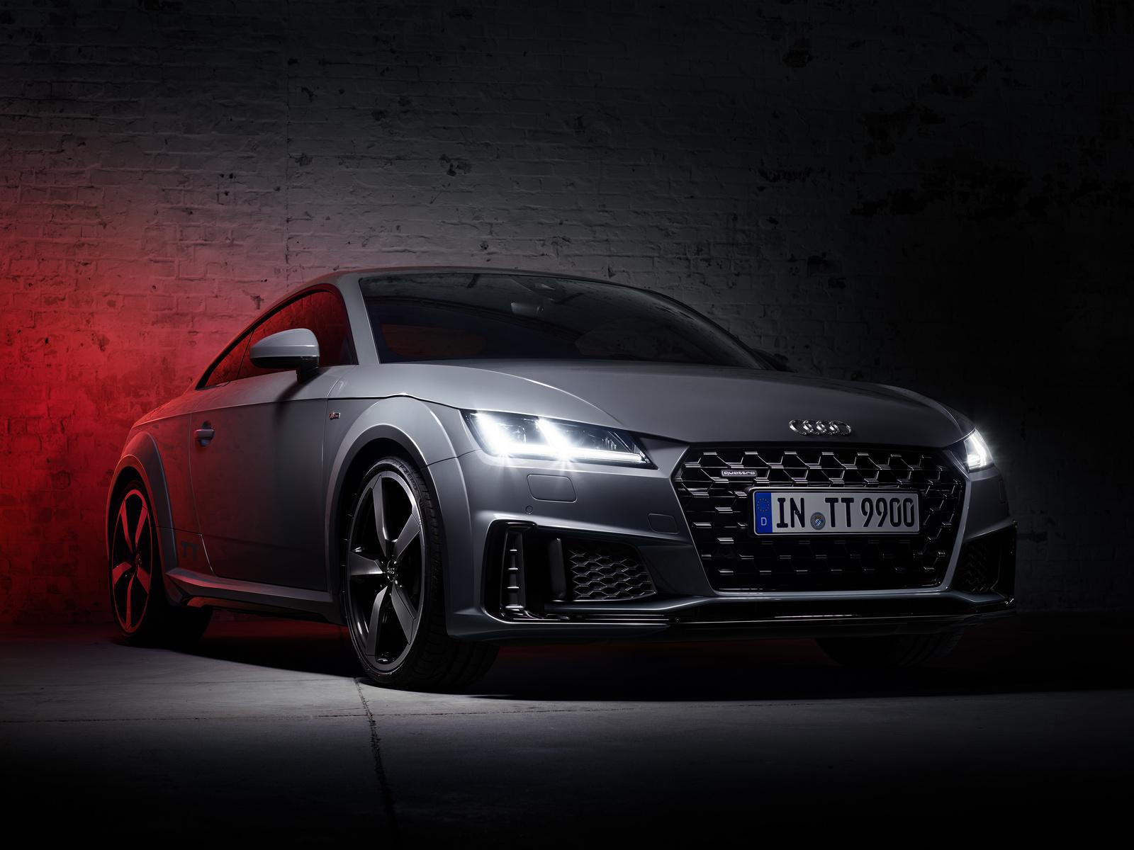 Audi Tt Quantum Gray Edition