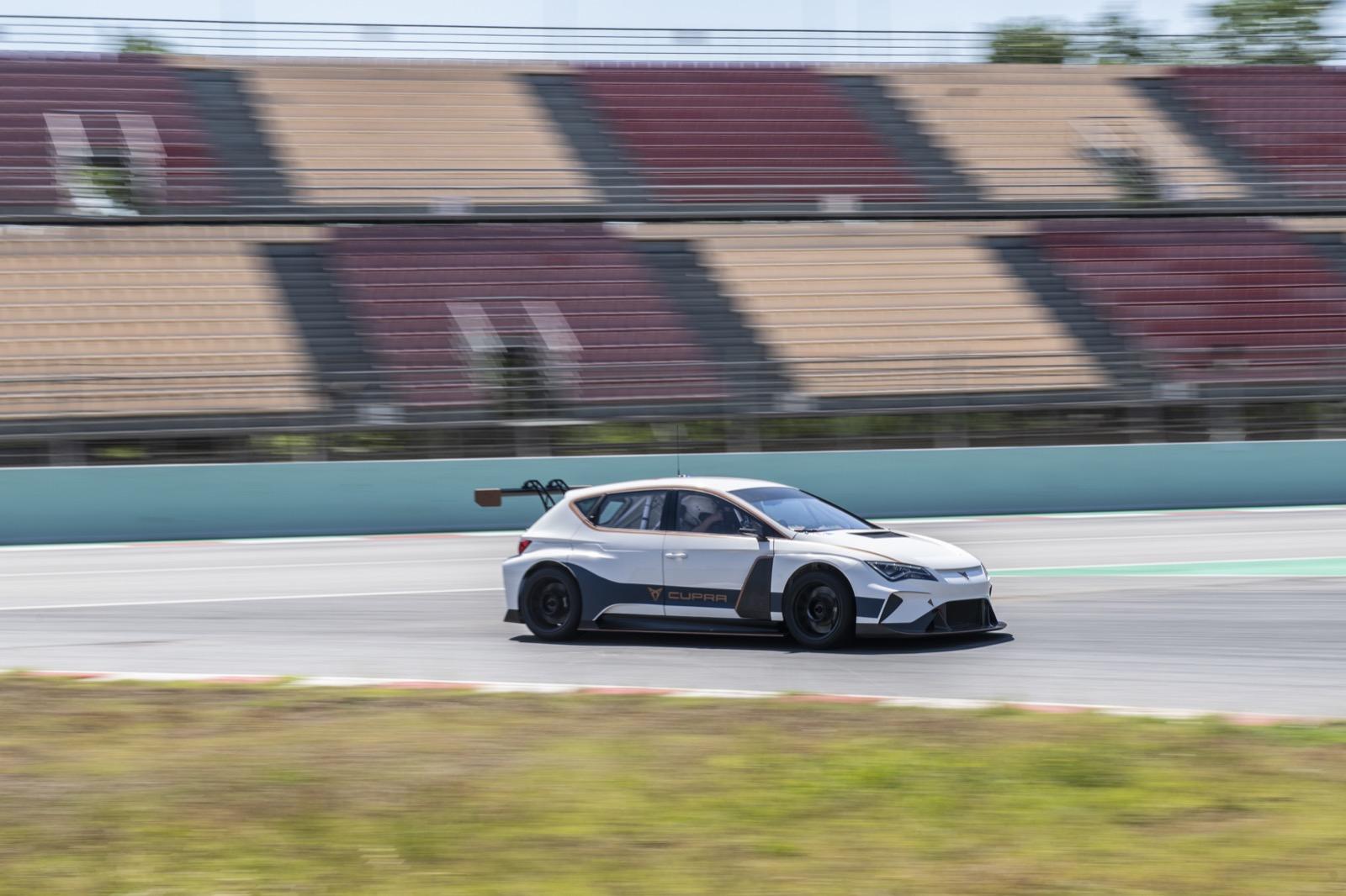 Cupra E Racer 11