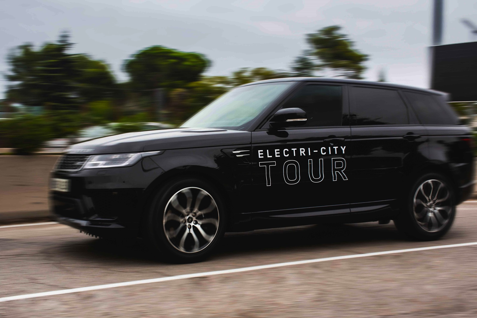 Electri City Tour Jaguar Land Rover (2)