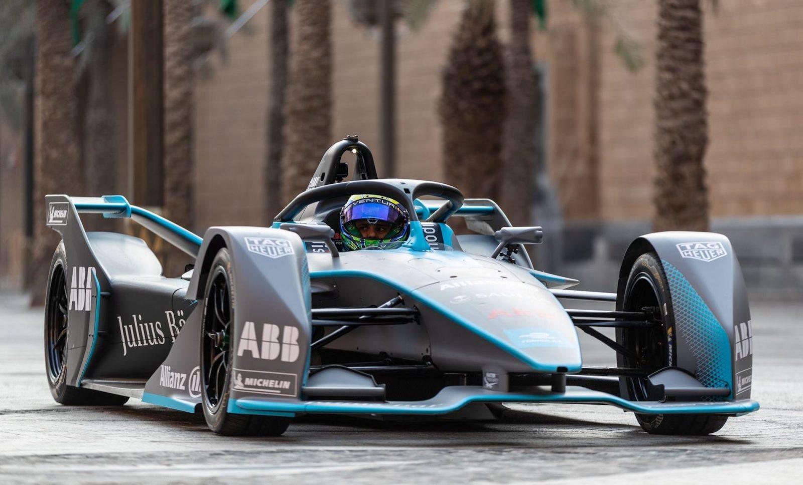 Formula E Photo