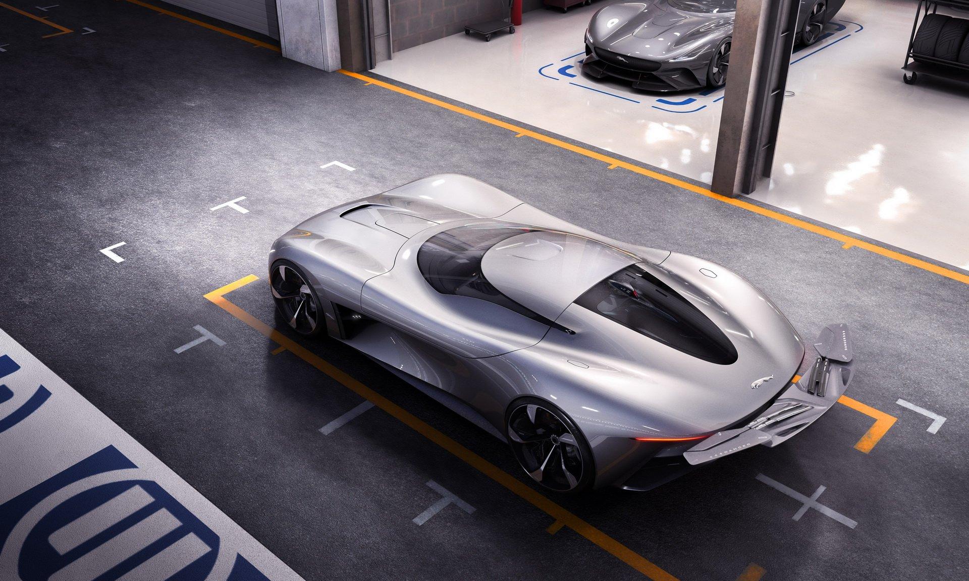 Jaguar Vision Gran Turismo Coup 03