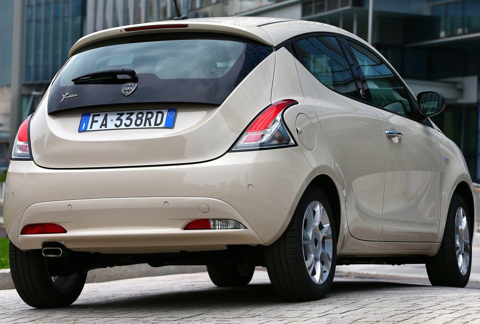 Lancia Electrifica