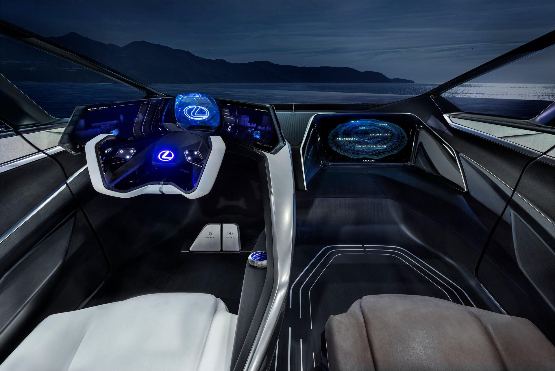 Lexus Lf30 Concepto 11