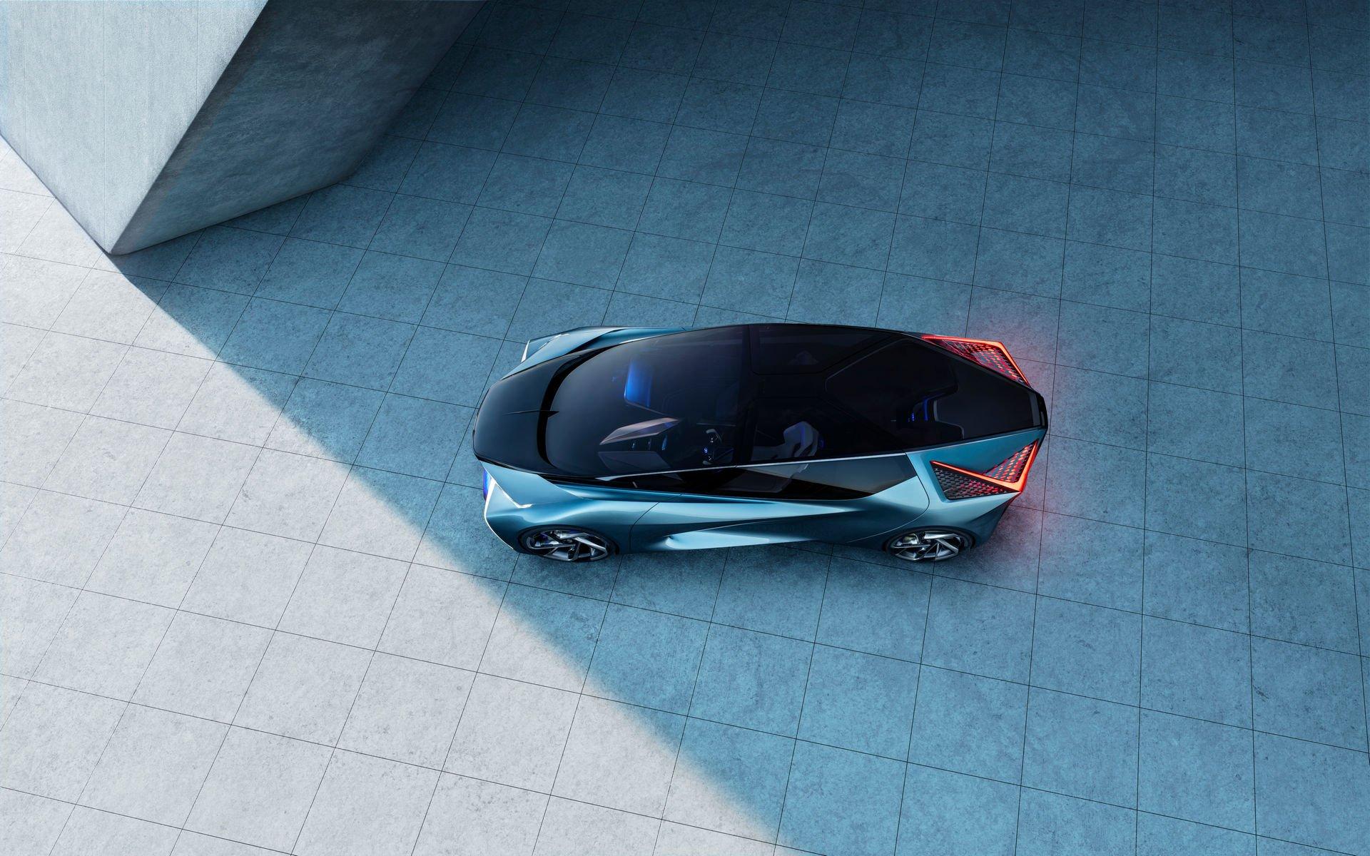 Lexus Lf30 Concepto 4