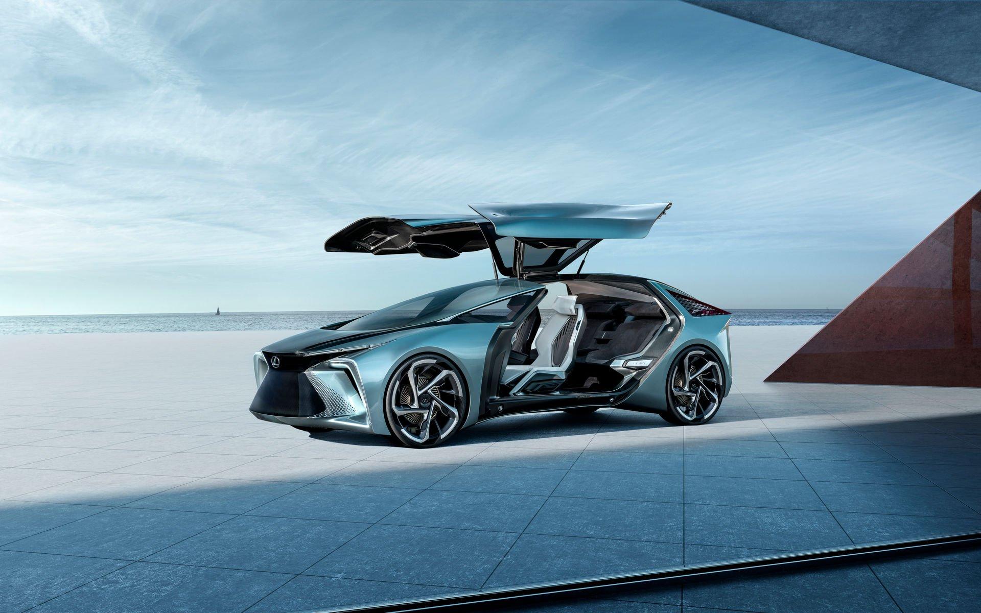 Lexus Lf30 Concepto 6
