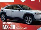 Se filtra una imagen del MX-30: el primer eléctrico de Mazda