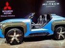 El Mitsubishi MI-TECH Concept ve la luz en el Salón de Tokio