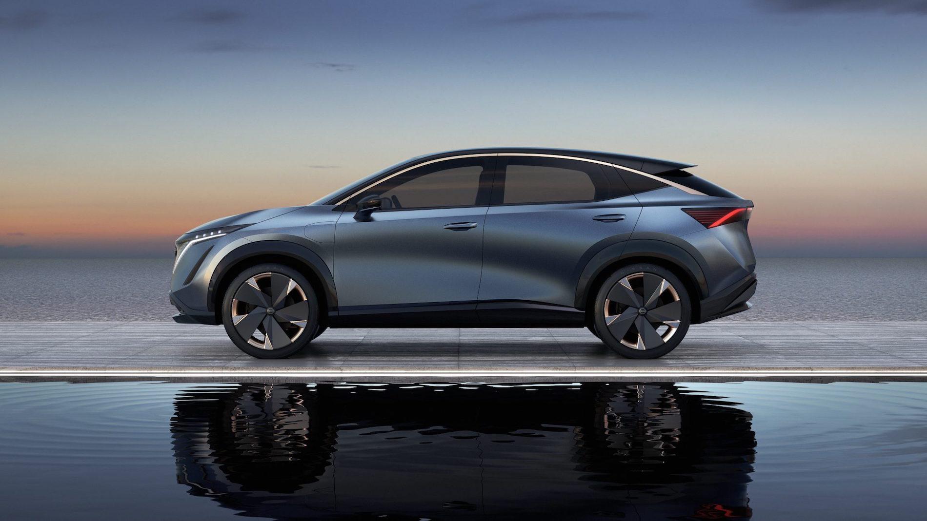 Nissan Ariya Concepto