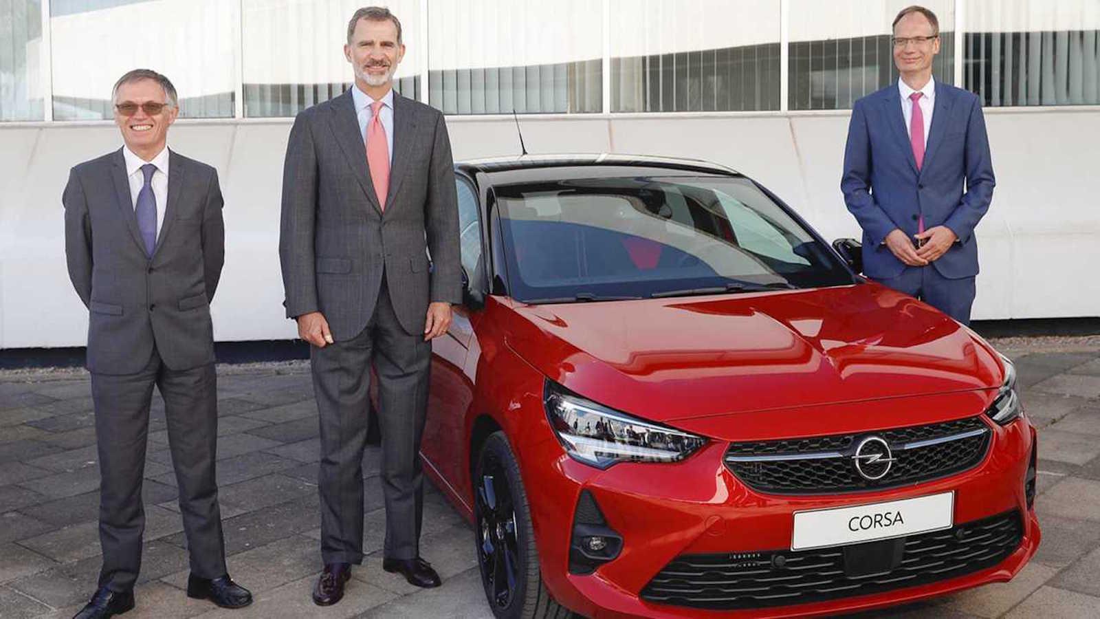 Opel Corsa Figueruelas
