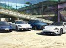 Porsche no compite con Tesla sino consigo misma: Panamera VS Taycan