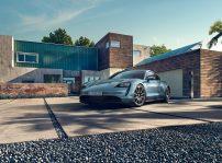 Porsche Taycan 4s 5